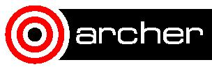 ARCHER Logo: Home